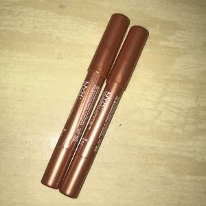 NYX Infinite Shadow Stick - Rose Gold (2 Pack)